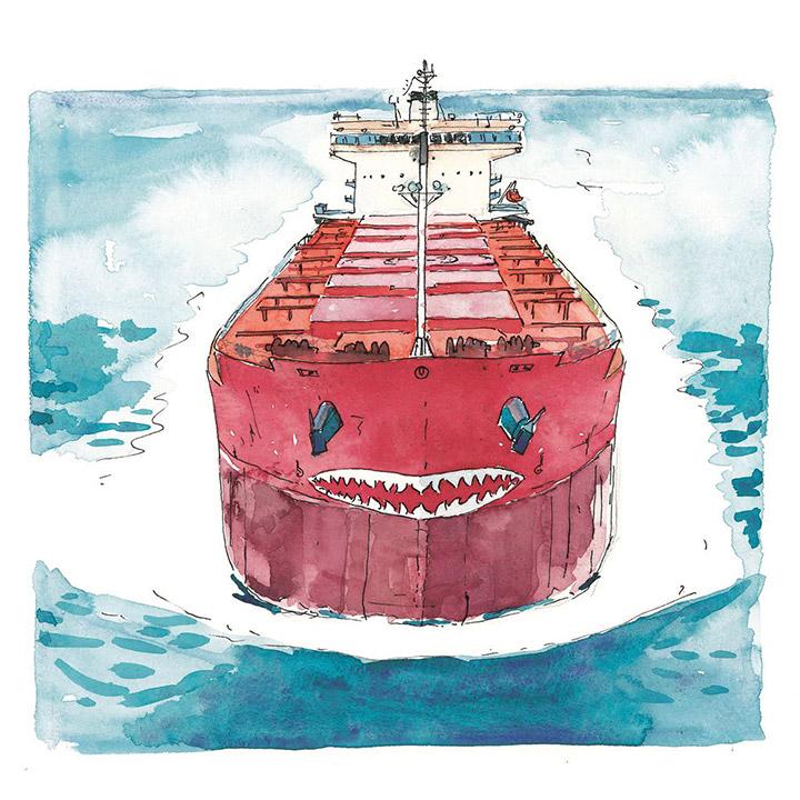 技術を極める(1) - 新船型開発