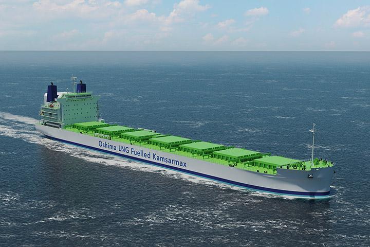 LNG燃料船