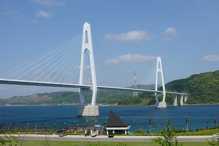 大島大橋開通