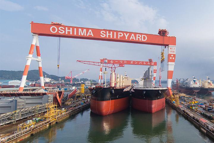 大島造船所の強み