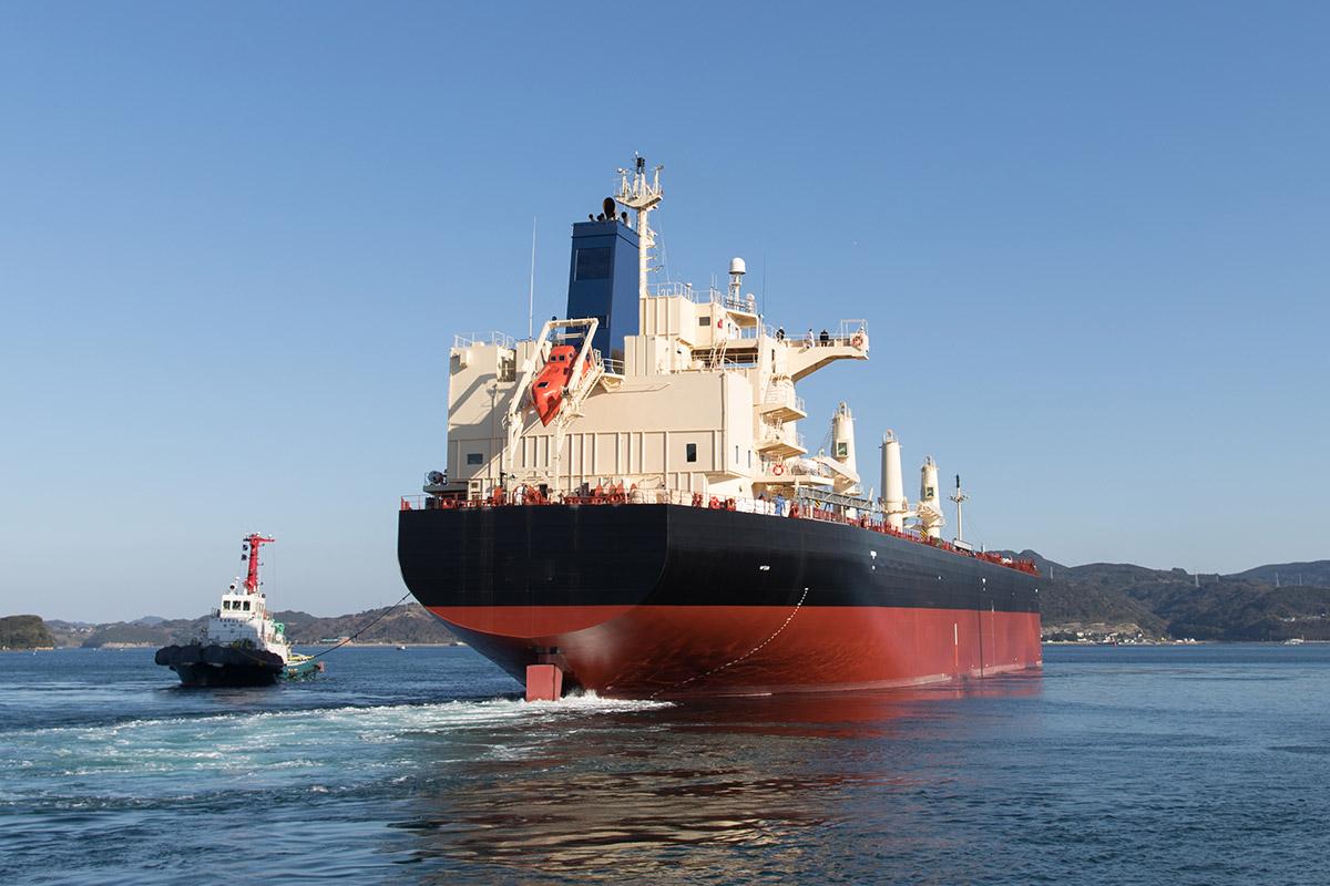 ばら積み貨物船とは